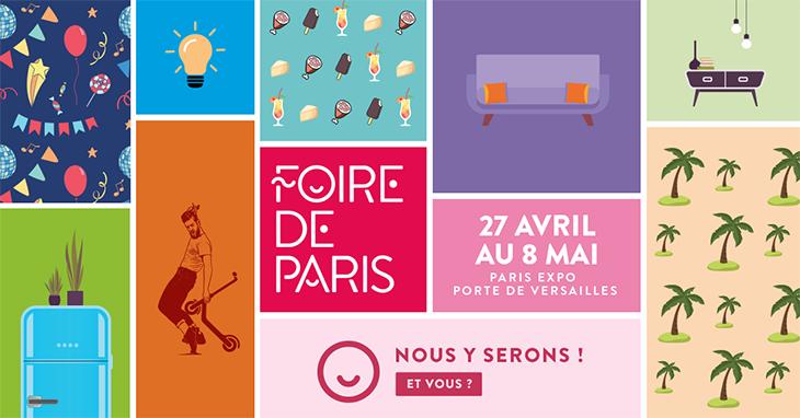 Foire de Paris 2019 - Dégustez les spécialités Maison Alsacienne de Biscuiterie