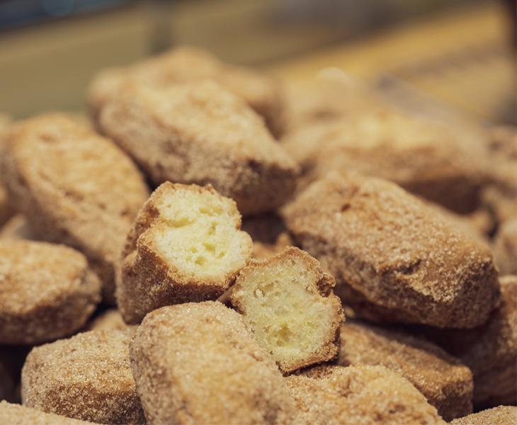 Recette de Schenkele / Schankala, le beignet alsacien