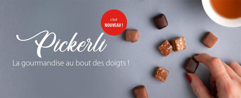 Pickerli chocolat : nouveau pain d'épices