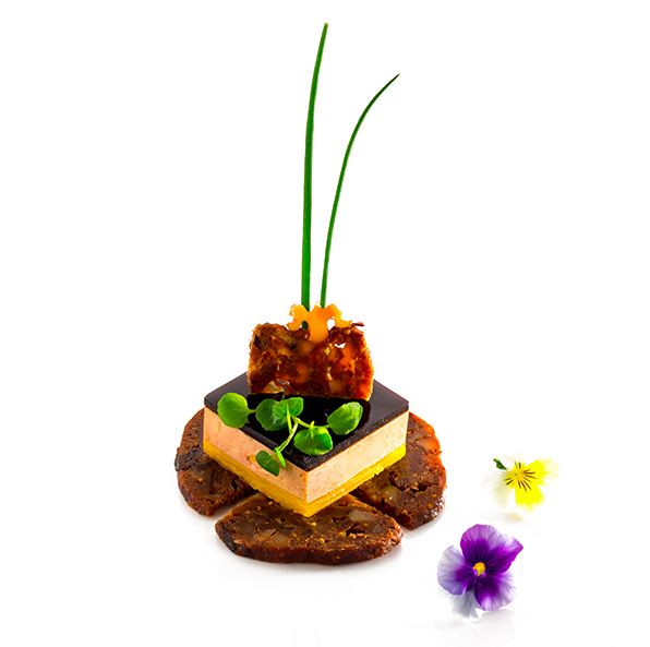Recette de Noël : Beerawecka et Foie gras