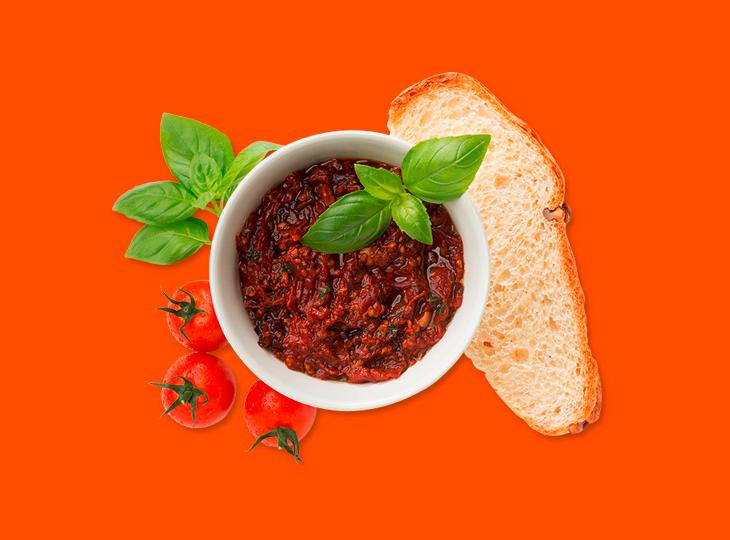 Recette de la Tomatade - Maison Alsacienne de Biscuiterie